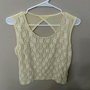 Tops - Lace shirt